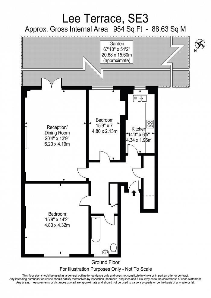 Lee terrace blackheath floor plan