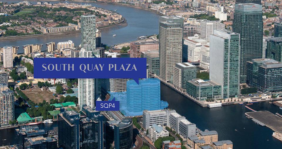 South Quay Plaza