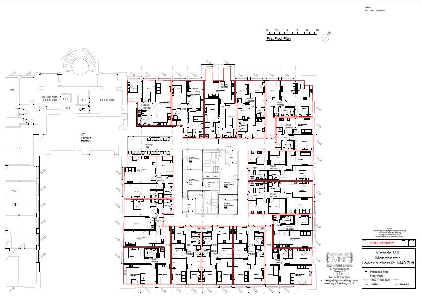 Victoria Mill floor plan