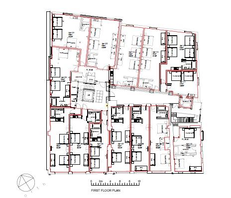 arthouse square floor Plan