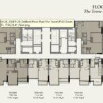 28 Chidlom 23 floor plan