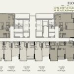 28 Chidlom floor plan