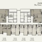 28 Chidlom towe floor plan