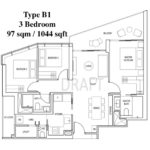 Artra Floor Plan Type B1