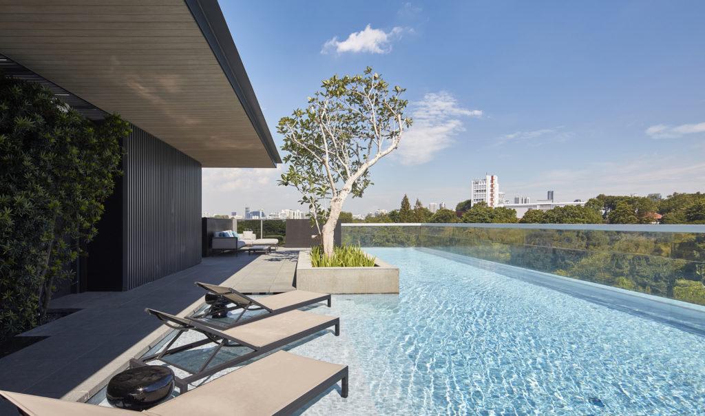 Cluny Park pool