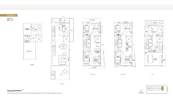 Jazz Residences Floor Plan