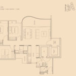 Meyerise Floor Plan 3 Bedroom B4