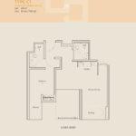 The Centren floor plan c1