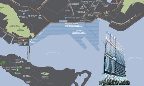 Eon Shenton Location Map