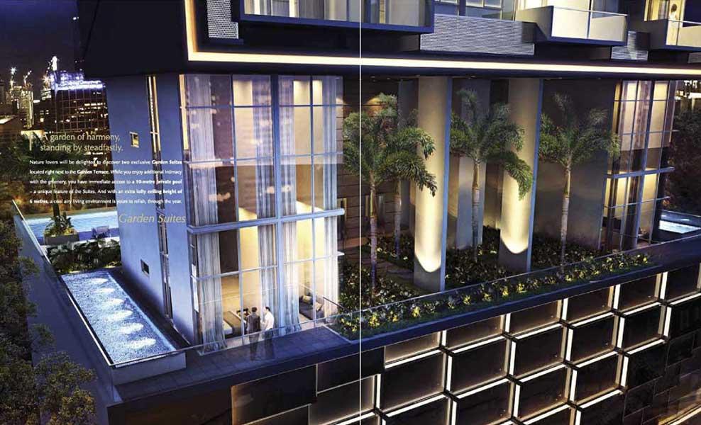 Robinson suites top