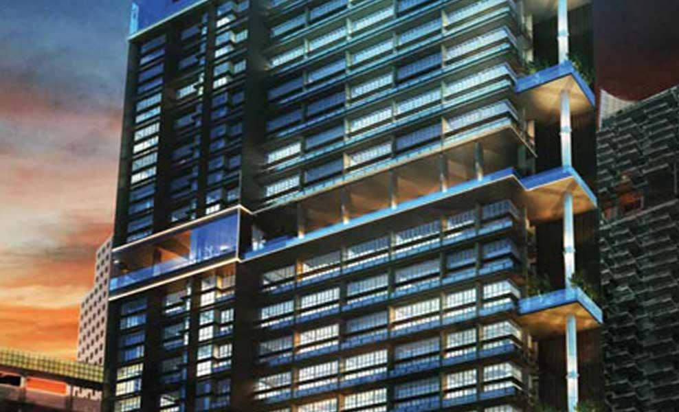 eon shenton building