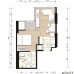 Ashton asoke rama 9 floor plan 2