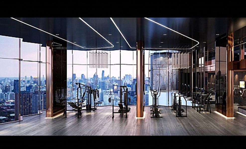 Life asoke rama 9 gym
