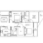 3 Bedroom Type K