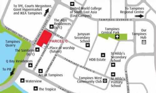 New Launch Condo @ Tampines Parcel