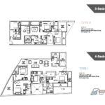 Rezi 35 3br floor plans