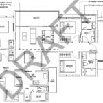 Tapestry tampines CDL 4 bedroom floor plan