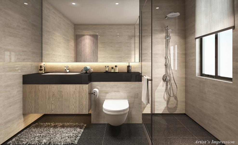 The Enclave Holland Bathroom