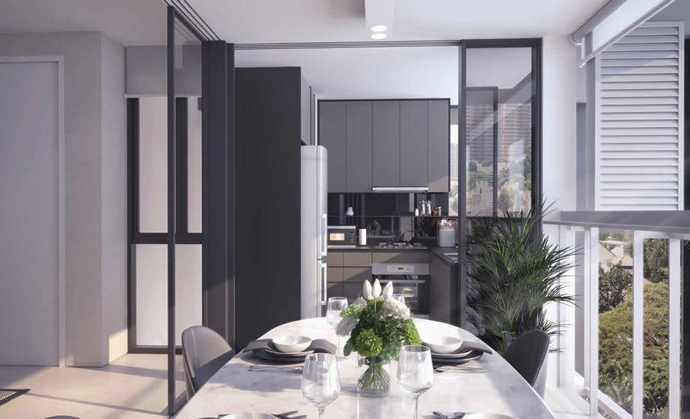 fivenine verandah kitchen