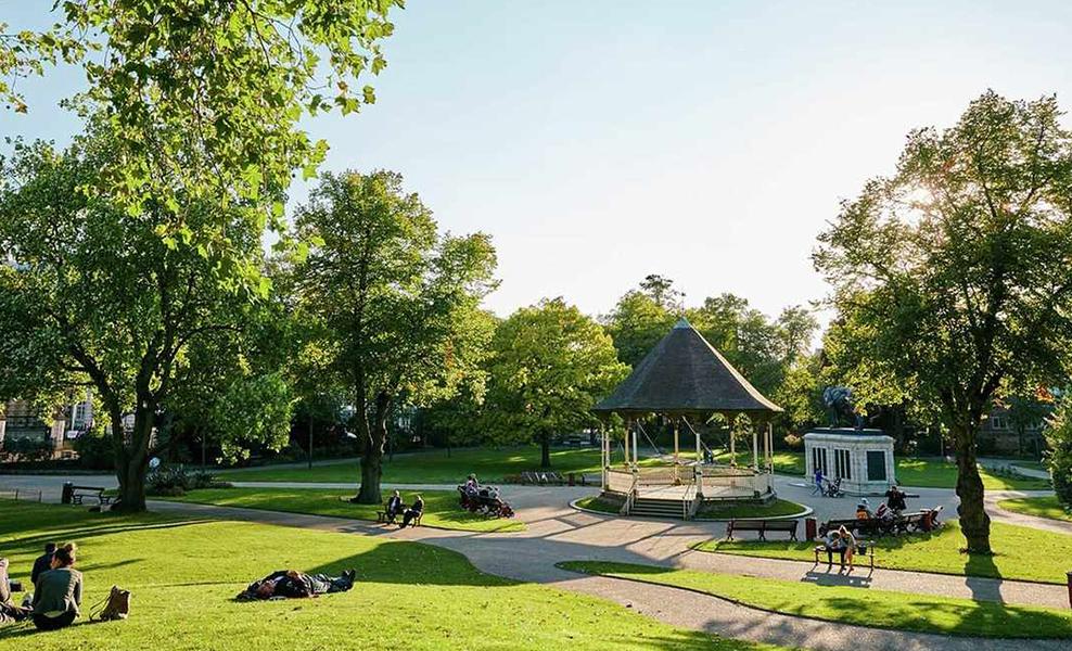 Green Park Village facilities