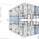 One Blackfriars floor plan 2