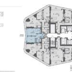 One Blackfriars floor plan 3