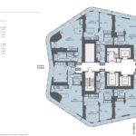 One Blackfriars floor plan 4