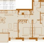 Woodberry Down floor plan 2