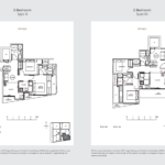 33 Residences 2br type b floor plan