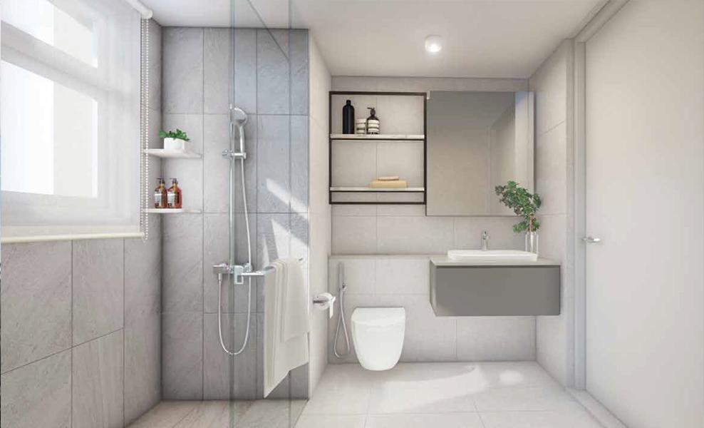 33 residence bath