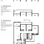 Daintree Residence Floor Plan 3 bedroom