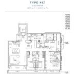 SBR 4 Bedroom 4C1