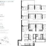 The Garden Residences Floor Plan C