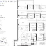 The Garden Residences Floor Plan 4