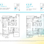 Casa Al Mare 3 Bedroom Floor-Plan-Type-C1