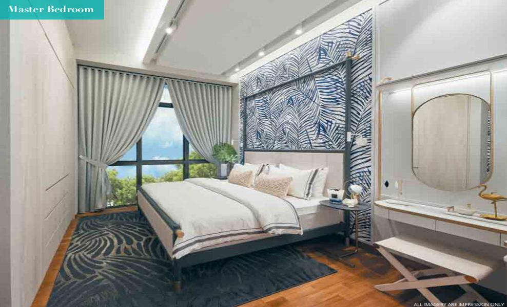Casa Al Mare Master Bedroom 2