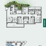 TRE VER floor plan 4 br D1