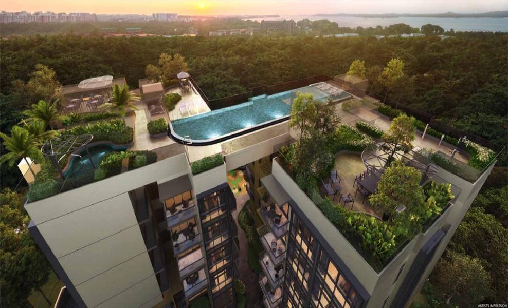 casa al mare roof