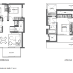 10 evelyn floor plan 3 bedroom-penthouse-type-ph4