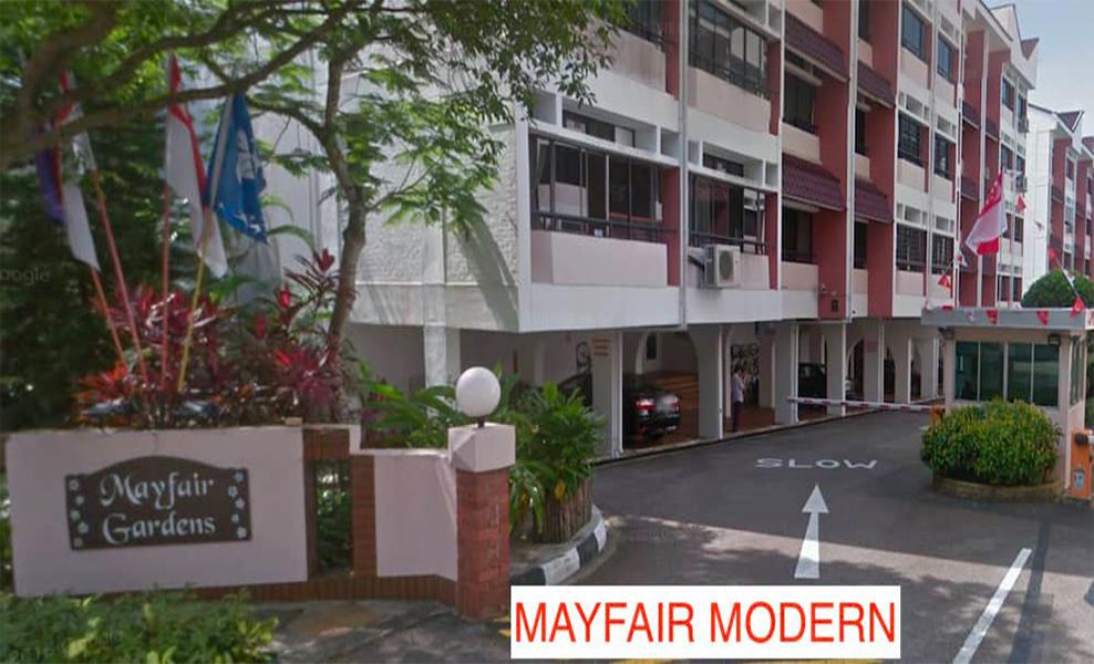Mayfair Modern Condo Oxley Launch