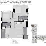 Life Ladphrao Valley Floor Plan G1