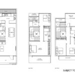 Belgravia Green Floor Plan Inter-Terrace-Type-T1