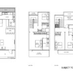 Belgravia Green Floor Plan Inter-Terrace-Type-T2