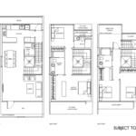 Belgravia Green Floor Plan Semi-D