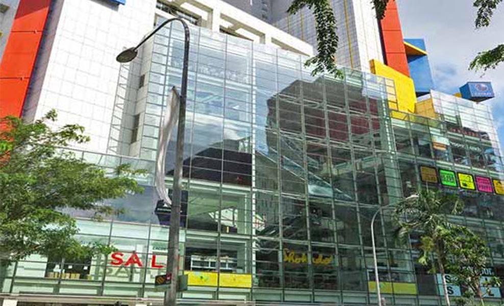 Cineleisure Shopping Centre
