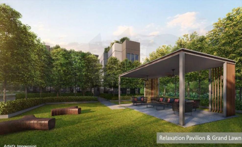 Pavilion Lawn