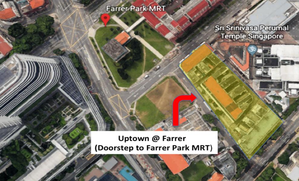 Uptown at Perumal near Farrer-Park-MRT