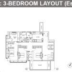 Boulevard 88 floor plan 1