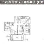 Boulevard 88 floor plan