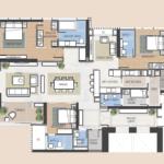 Type A2 Floor Plan